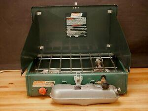 Coleman 424 Electronic Ignition Benzinkocher 2-flammig Campingkocher