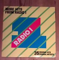 Various – More Hits From Radio 1 2× Vinyl LP Comp 33rpm 1979 Super Beeb BEDP015
