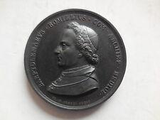 medaglia nomina a Bartolomeo Romilli arcivescovo Milano 1847 inc Broggi