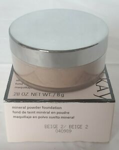 Mary Kay Mineral Powder Foundation Beige 2 NEW Fast Free Shipping!