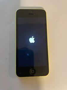 Apple iPhone 5c - 8GB - Yellow (Unlocked) A1532 (GSM) (CA)