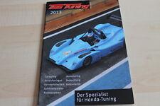 139283) Honda TSS Tuning Katalog / Prospekt 2013