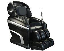Black Osaki OS-3D 3D Pro Dreamer Zero Gravity Massage Recliner Chair + Warranty