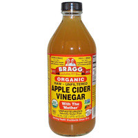 Bragg's Organic Raw Apple Cider Vinegar - 473ml