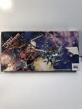 1984 Vintage Transformers Defeat the Decepticons Adventure Board Game