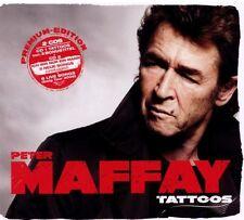 "PETER MAFFAY ""TATTOOS"" 2 CD PREMIUM EDITION NEU"