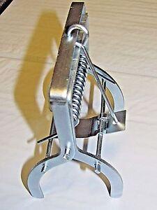 (2-Pack),FPS 2403 galvanized Steel Mole Eliminator Trap  New