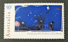 Australian Decimal Stamps: 1997 Australia Day - 'The Balcony' - Single MNH