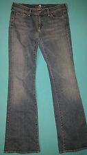 "7 For All Mankind ""Flare"" Women's Jeans size 29, inseam 33"