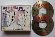 ⭐⭐⭐⭐ Pop & Wave Vol. 1 ⭐⭐⭐ 36 Track 2CD 1992 ⭐⭐⭐⭐ Depeche Mode ; Talk Talk ; OMD