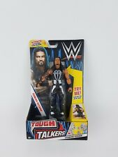 WWE Roman Reigns Tough Talkers 6 inch Action Figure