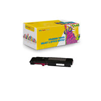 Compatible 106R02745 Magenta Toner Cartridge for Xerox Phaser 6655 6655X