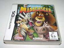Madagascar Nintendo DS 3DS Game Preloved *Complete*