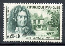 STAMP / TIMBRE FRANCE NEUF N° 1259 ** NICOLAS BOILEAU MNH