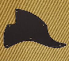 006-0742-000 Genuine Fender 4-Ply Strat-O-Sonic Black Pickguard 1 Pickup