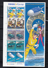 Japan stamps 2004 Science, Technology & Animation stamps SC#2877a  mint, NH