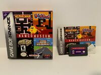 Gba Gameboy Advance Namco Museum Cib - Tested