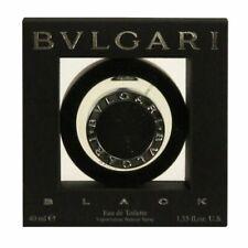 BVLGARI BLACK Bvlgari 1.3 oz EDT eau de toilette Women Perfume / Men Cologne NIB