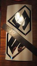 SUZUKI CHROME DIAMOND S DECAL`S 2 of  hayabusa gsxr bandit superman