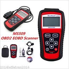 MaxiScan MS509 OBD2 OBDII EOBD Scanner Car Code Reader Engine Tester Diagnostic