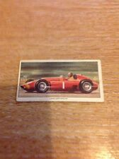 Rare Trade Card British Automatic Weight Co Sports Cars No 8 M4784