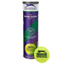 Slazenger Wimbledon 2018 Tennis Balls (4 Ball Can) Yellow