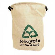 Hessian Storage Tub - Recycle Design - BNWT