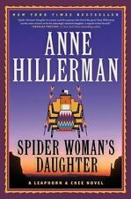 Spider Woman's Daughter (A Leaphorn and Chee Novel), Hillerman, Anne, Good Book