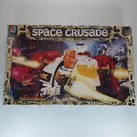 Games Workshop Citadel Milton Bradley Space Crusade OOP Complete SEE DESCRIPTION
