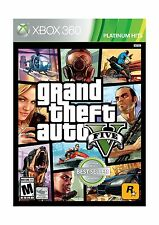Grand Theft Auto V - Xbox 360 Disc Standard Free Shipping