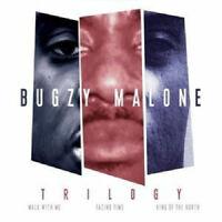 Bugzy Malone : Trilogy CD Box Set 3 discs (2018) ***NEW*** Fast and FREE P & P