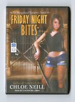 Friday Night Bites: by Chloe Neil:  MP3CD Audiobook