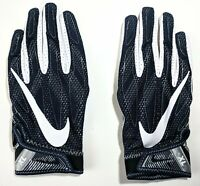 Nike Superbad 4 Football Gloves Spell Out Skull SB4 NCAA Edition Size XL Rare