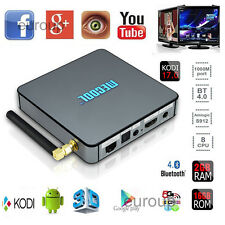 2017 MECOOL BB2 Amlogic S912 Android 6.0 Octa Core TV Box Dual WIFI 17.0 US AP