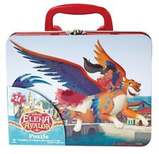 Disney Elena Avalor Puzzle in Lunchbox Tin (ElenaAvalor)