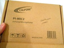 Califone Over the Neck Model PI-MIC2 Infrared Microphone