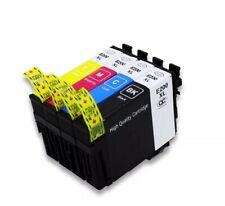 4PK 200 xl ink cartridge for EPSON remanufactured WITH CHIP FAST FREE SHIPPING