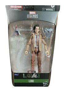 Hasbro Marvel Legends Loki Disney+ Wave