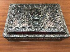 IRON MAIDEN Eddie's Archive 6-CD BOX 2002 2nd Press Red Version MINT