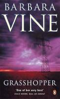 Grasshopper Barbara Vine Very Good Book