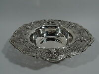 Shreve Adam Bowl - 9138 - Antique Centerpiece - American Sterling Silver
