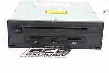 Audi a6 4 F Avant 2.8 Future MMI 3 G Main Unit Navigation DVD SD SIM 4e0035670
