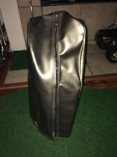 Vintage Staff Cart Golf Bag Rain Cover Never Used 3 Button 9� Bag Nice!
