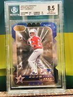 2000 Leaf Certified #207 Tom Brady (R) Rookie Rare 250 Die-Cuts BGS 8.5 9 9.5 10