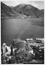 Cartolina - Postcard - Argegno - Panorama - Nesso - VG - 1941