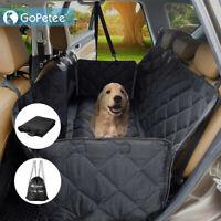 Waterproof Dog Car Seat Cover for Cat Pet SUV Door Van Back Rear Bench Hammock