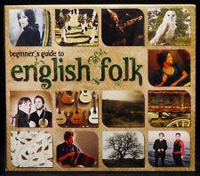 Beginner's Guide to English Folk (Triple CD Box Set) 2012, Demon Music - New