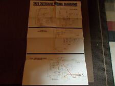 1978 JOHNSON OUTBOARD MOTOR WIRING DIAGRAM 4 6 9.9 15 HP