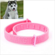 Unique Pet Collar Neck Ring Leave Away From Flea Tick Mite Louse Remedy