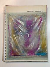 Sydney Power House Gallery - Power Survey of Contemporary Art 1972